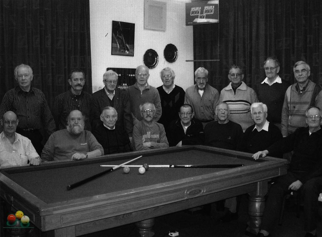 30 jaar Beja - 27 januari 2007 groepsfoto