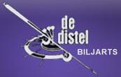 de-distel-biljarts-logo