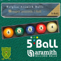 5 ball speelballen