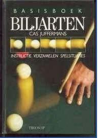 Cas Juffermans - Basisboek biljarten (1993)