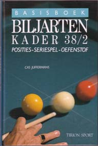 Cas Juffermans - Basisboek Biljarten Kader 38/2