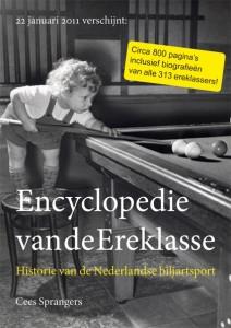 Cees Sprangers - Encyclopedie van de Ereklasse