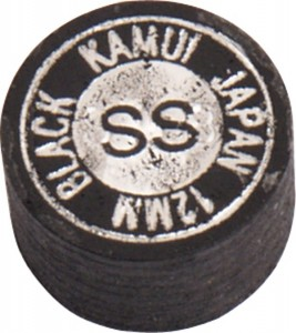 Kamui Black Tip Pomerans Super-Soft 12 mm