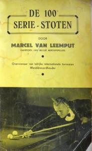 Marcel van Leemput - De 100 serie-stoten (±1930)