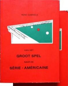 René Gabriëls - van het groot spel naar de Série-Américaine (1944)