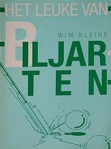 Wim Kleine - Het leuke van biljarten (1986)