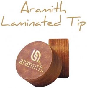 Aramith 9 Laagse leren pomerans