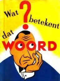 Verklarende woordenlijst