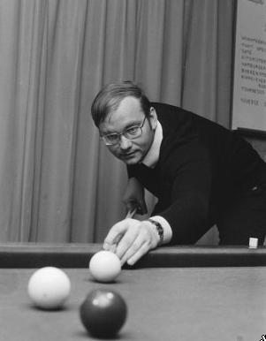 Klaus Hose 1976 - Europese kampioenschappen biljarten ankerkader 47/2