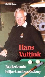 Olaf Erikson - Hans Vultink, Nederlands biljartambassadeur (1984)