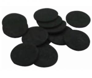 Carbon ferulle pads