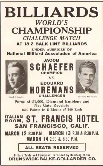 Edouard-Horemans-vs-Jake-Schaefer