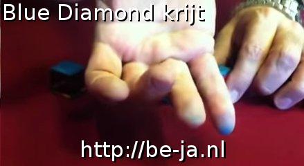 Blue Diamong (Longoni) biljartkrijt